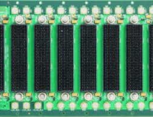 VPX 5948 – 3U OpenVPX 8 SLOT BP