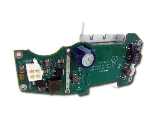EPS-PSU-1250-F Rugged conduction cooled,50 Watts power supply module