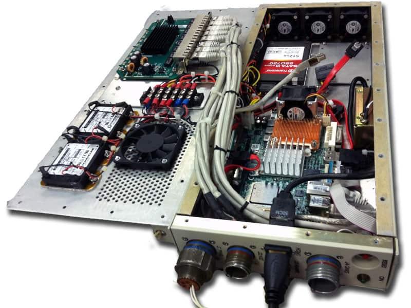 MSD Airborne computer - EPS-Tech