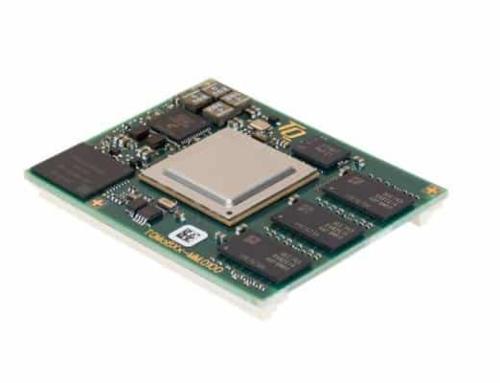Embedded module TQMa8Xx
