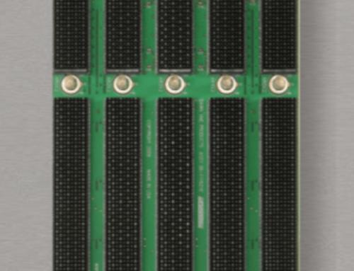 VPX 7135 – 5-Slots mesh VPX on 1″