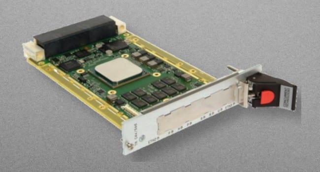 TR C4X-MSD - 3U VPX based on Intel® Xeon® Processor D-1500