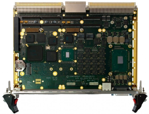 VP F6x/msd – VME Processor Board