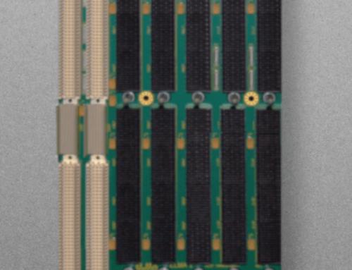 VPX 6053 – 6U 5 SLOT Hybrid VME64x/VPX