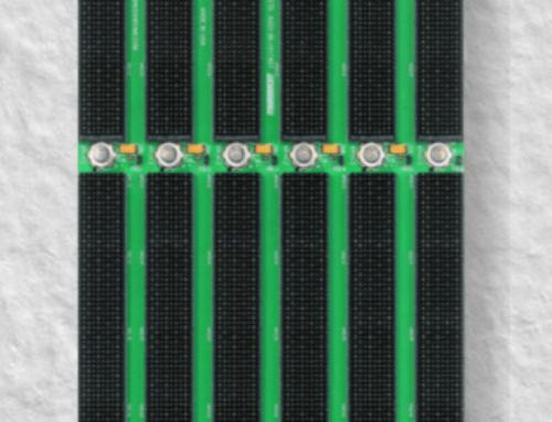 VPX 7136 – 6-Slots 6U Fabric Mappable VPX on 1″