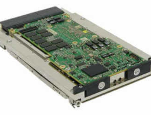 BA 9TR/301-RCx – Rugged GPGPU Processor