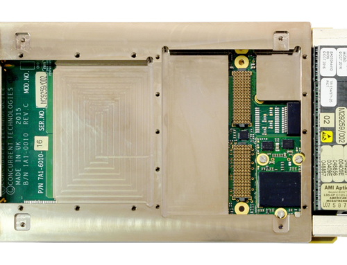 TR E5x/3sd-RCx – Rugged VPX Processor