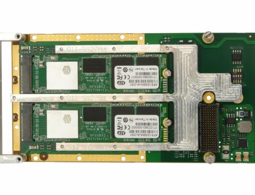 XM 620/x01 – M.2 Device XMC Module