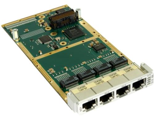 XM 515/x24 – Gigabit XMC Ethernet Module