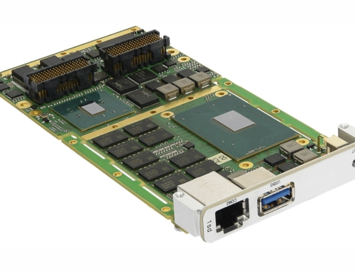 XP B5x/msd – Processor XMC module