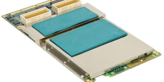 XP B5x/msd-RC – Rugged Processor XMC module