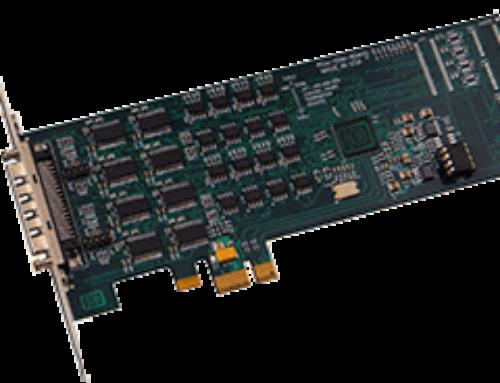 PCIe-COM-8SM\4SM